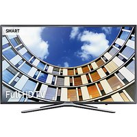 Samsung UE32M5520 LED Full HD 1080p Smart TV, 32 with TVPlus, Dark Grey