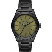 Armani Exchange Mens Bracelet Strap Watch