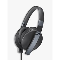 Sennheiser HD 4.20s Over-Ear Headphones with Inline Microphone & Remote, Black