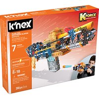 K'Nex K Force Flash Fire Motorised Blaster Building Set