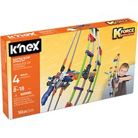 K'Nex 47525 Build and Blast Battle Bow Building Set