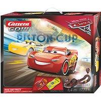 Carrera Go!!! Disney Pixar Cars 3 Racing Set