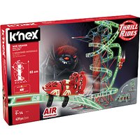 K'Nex 45717 Web Weaver Roller Coaster Building Set