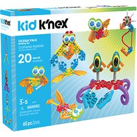 K'nex 85617 Kid K'nex Ocean Pals Building Set