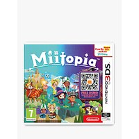 Miitopia, Nintendo 3DS