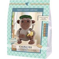 Habico Crochet Your Own Jimmy Monkey Kit