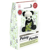 The Crafty Kit Company Crochet Your Own Panda Kit