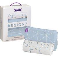 Sn ¼z Snuzpod Baby Geo Breeze 3 Piece Bed Set
