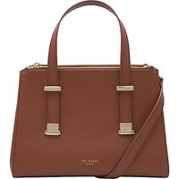 Ted Baker Ameliee Pebble Grain Leather Small Tote Bag
