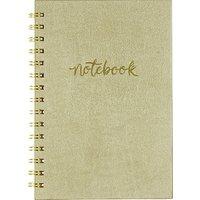 Spiral A5 Notebook