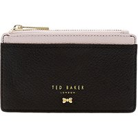 Ted Baker Alica Leather Zipped Card Holder