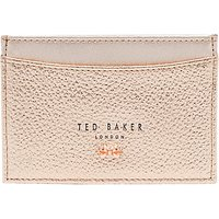 Ted Baker Alexus Bow Leather Card Holder
