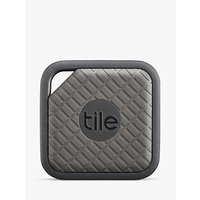 Tile Sport, Phone, Keys, Item Finder, 1 Pack, Grey