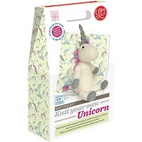 The Crafty Kit Company Knit Your Own Unicorn Kit