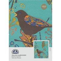 DMC Creative Song Bird Embroidery Kit