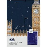 DMC London By Night Counted Cross Stitch Kit