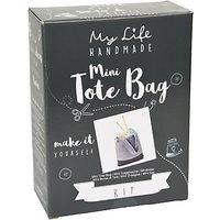 My Life Handmade Mini Tote Bag Craft Kit