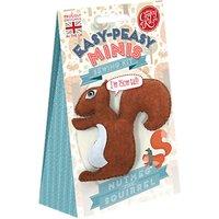 The Crafty Kit Company Nutmeg The Squirrel Felt Sewing Kit