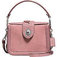 Coach Page Leather Cross Body Bag