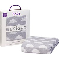 Snuz Snuzkot Baby Cloud Nine Cot/Cotbed Fitted Sheet