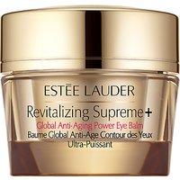 Este Lauder Revitalizing Supreme Global Anti-Aging Eye Balm, 15ml