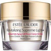 Este Lauder Revitalising Supreme Light+ Global Anti-Ageing Cell Power Creme Oil-Free