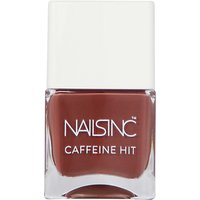 Nails Inc Caffeine Hit Nail Polish, 14ml