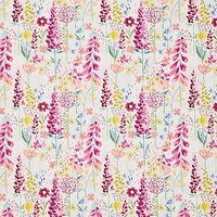 John Lewis Flora Furnishing Fabric, Multi