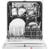 John Lewis & Partners JLBIDW1318 Integrated Dishwasher