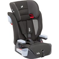 Joie Elevate Group 1/2/3 Car Seat, Two Tone Black