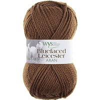 West Yorkshire Spinners Bluefaced Leicester Aran Yarn, 50g
