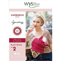 West Yorkshire Spinners Carduelis Cowl Knitting Pattern