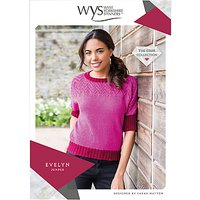 West Yorkshire Spinners Gems Womens Evelyn Jumper