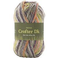 Sirdar Crofter Fair Isle Effect DK Yarn, 50g