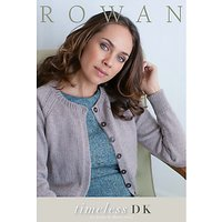 Rowan Timeless DK Womens Knitting Pattern Magazine