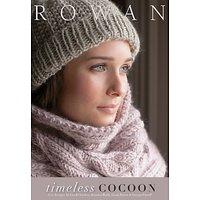 Rowan Timeless Cocoon Women's Knitting Pattern Magazine