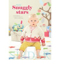 Sirdar Snuggly Baby Bamboo Little Snuggly Star Knitting Pattern Book