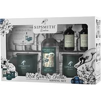Sipsmith Hot Gin & Tonic Sipping Set