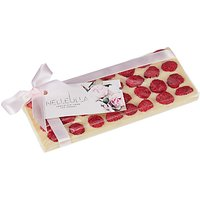Nelleulla Berry Love Raspberry White Chocolate Bar, 150g