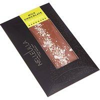 Nelleulla Lemon Sea Salt Milk Chocolate Bar, 80g