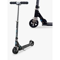 Micro Rocket Scooter, Adult, Black