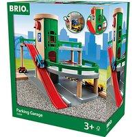 Brio Parking Garage Playset