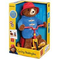 Paddington Bear Cycling Paddington