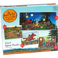 Ravensburger The Highway Rat 4-in-1 Jigsaw Puzzle
