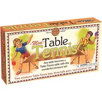 House of Marbles Mini Table Tennis Game