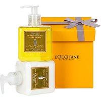 LOccitane Verbena Hand Wash & Lotion Gift Set