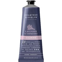 Crabtree & Evelyn Lavender & Espresso Calming Hand Therapy, 100ml