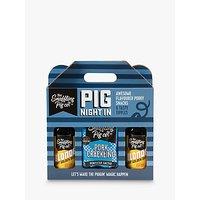 The Snaffling Pig Co. Pig Night In Pork Crackling and Beer