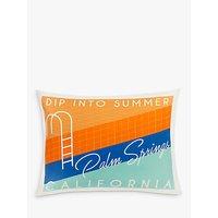 John Lewis & Partners Palm Spring Cushion, Multi
