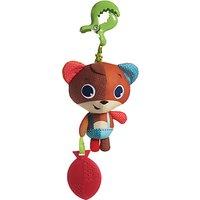 Tiny Love Isaac Bear Jittering Toy, Multi